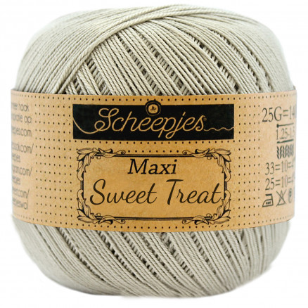 Image of   Scheepjes Maxi Sweet Treat Garn Unicolor 248 Champagne