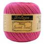 Scheepjes Maxi Sweet Treat Garn Unicolor 251 Garden Rose