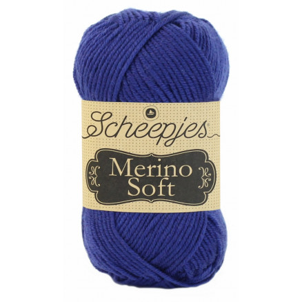 Scheepjes Merino Soft Garn Unicolor 616 Klimt thumbnail