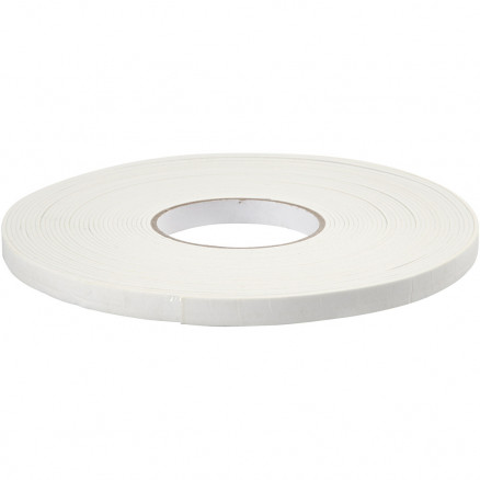 Image of   3D tape, B: 12 mm, tykkelse 2 mm, 15m