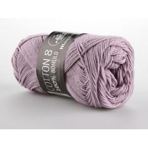 Mayflower Cotton 8/4 Garn Unicolor 1478 Syren