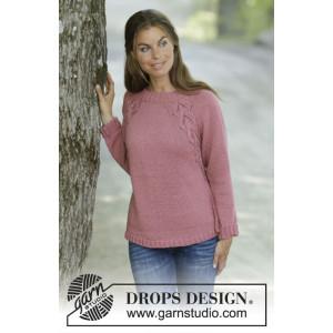 Siennaby DROPS Design - Bluse Strikkeopskrift str. S - XXXL