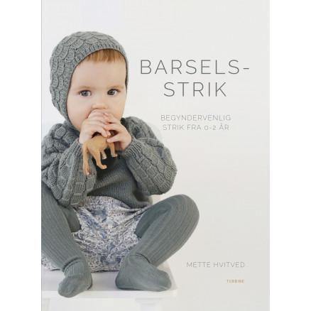 Image of   Barselsstrik - Bog af Mette Hvitved
