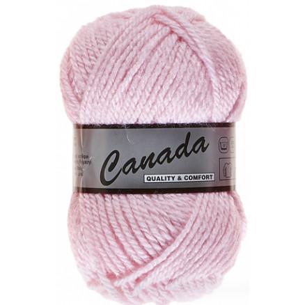 Image of   Lammy Canada Garn Unicolor 710 Lys Rosa