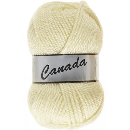 Image of   Lammy Canada Garn Unicolor 510 Naturgul