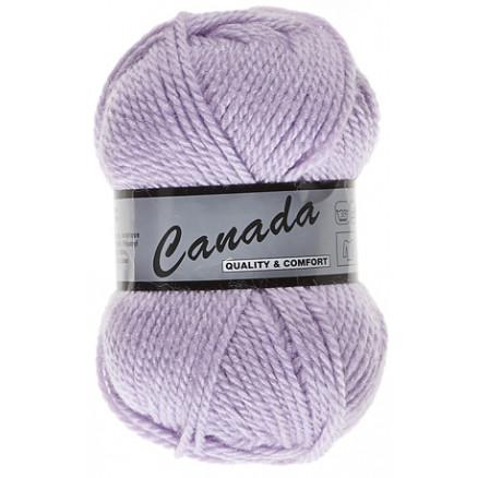 Image of   Lammy Canada Garn Unicolor 063 Lyserød