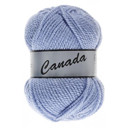 Image of   Lammy Canada Garn Unicolor 012 Lyseblå