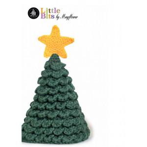 Mayflower Little Bits Juletræ - Juletræ Hækleopskrift