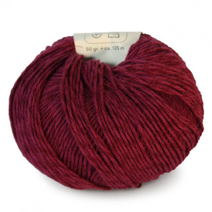 Bc Garn Allino Unicolor 15 Bordeaux