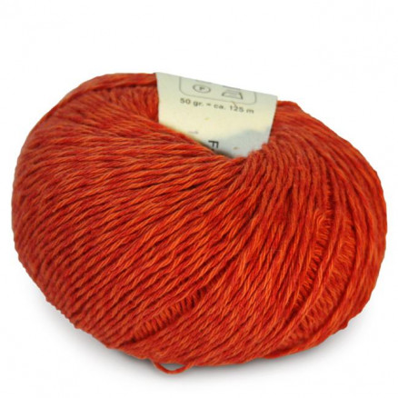 Bc Garn Allino Unicolor 17 Orange