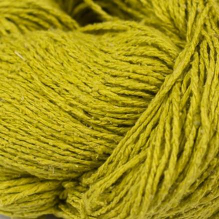 Bc Garn Soft Silk Unicolor 004 Mørk Limegrøn