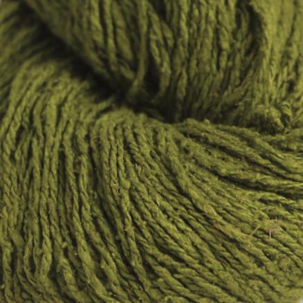 Image of   BC Garn Soft Silk Unicolor 005 Olivengrøn