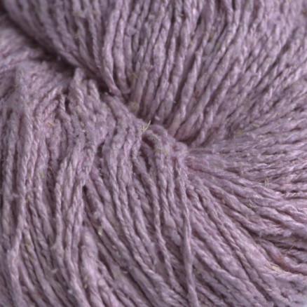Bc Garn Soft Silk Unicolor 008 Støvet Lilla
