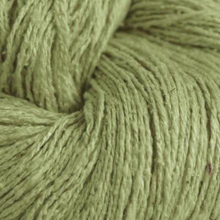 Bc Garn Soft Silk Unicolor 021 Støvet Lysegrøn