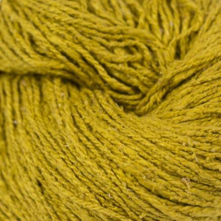 Bc Garn Soft Silk Unicolor 035 Karrygrøn
