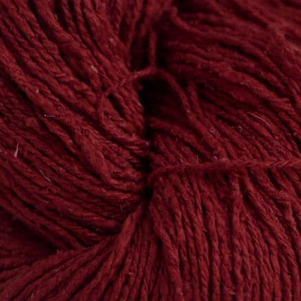 Bc Garn Soft Silk Unicolor 042 Mørkerød