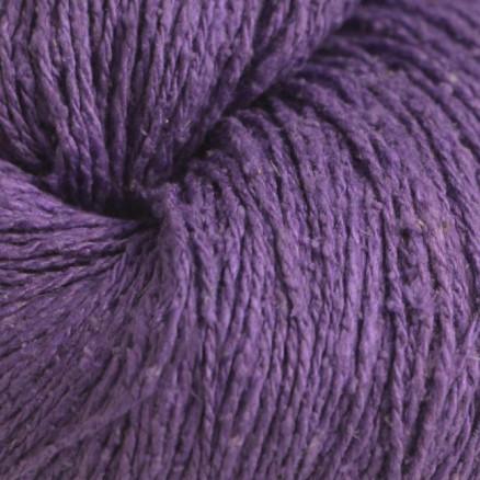 Bc Garn Soft Silk Unicolor 046 Støvet Mørk Lilla