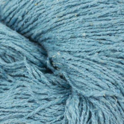 Image of   BC Garn Soft Silk Unicolor 050 Turkisblå