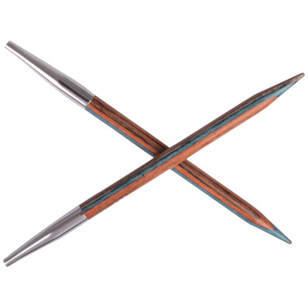 Image of   Drops Udskiftelige Rundpinde Træ, 13cm 5,00mm US8 Pro Romance