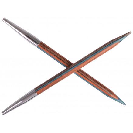 Image of   Drops Udskiftelige Rundpinde Træ, 13cm 8,00mm US11 Pro Romance