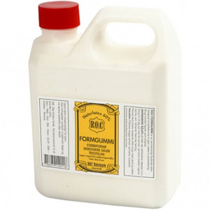 Latex Gummimælk Hvid 1000ml til bl.a. skridsikre såler, tæpper o.l.