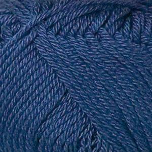 Järbo Tropik Garn Unicolor 009 Mørk Jeansblå