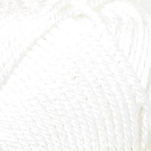Järbo Tropik Garn Unicolor 010 Hvid
