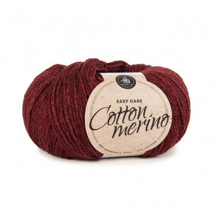 Mayflower Easy Care Cotton Merino Garn Solid 08 Rhododendron thumbnail