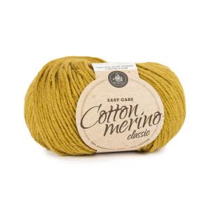 Mayflower Easy Care Classic Cotton Merino Garn Solid 111 Oliven