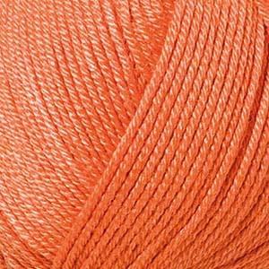 Järbo tropik garn unicolor 55023 orange fra Järbo fra rito.dk