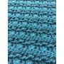 Gæstehåndklæde af Rito Krea - Håndklæde Hækleopskrift 34x42 cm