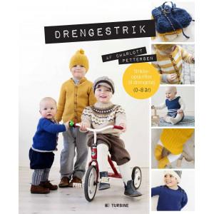 Drengestrik - Bog af Charlott Pettersen