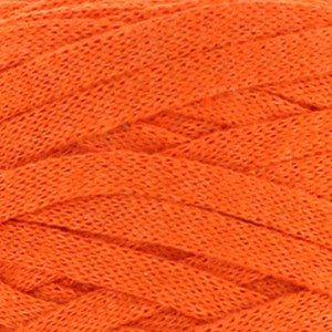 Hoooked Ribbon XL Garn Unicolor 36 Orange