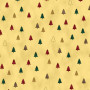 Christmas Wonders Bomuldsstof 112cm Farve 201 - 50cm