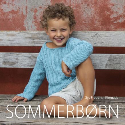 Image of   Sommerbørn - Bog af Sys Fredens