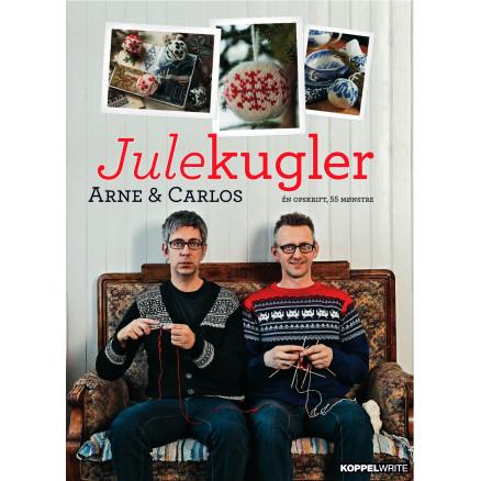 Image of   Julekugler - Bog af Arne Nerjordet og Carlos Zachrison