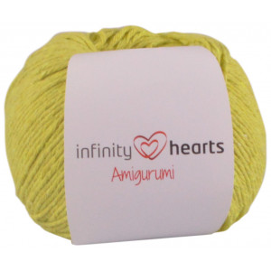 Infinity Hearts Amigurumi Garn 11 Pistacie Grøn