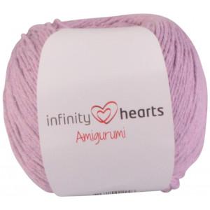 Infinity Hearts Amigurumi Garn 20 Lys Lilla