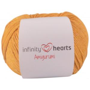 Infinity Hearts Amigurumi Garn 28 Sennepsgul