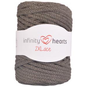 Infinity Hearts 2XLace Garn 13 Armygrøn