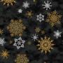 Christmas Wonders Bomuldsstof 112cm Farve 901 - 50cm