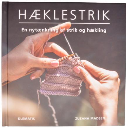 Image of   Hæklestrik - En nytænkning af strik og hækling - Bog af Zuzana Madsen