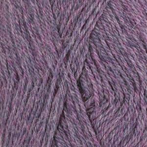 Garnstudio - drops – Drops alpaca garn mix 4434 lilla/violet på rito.dk