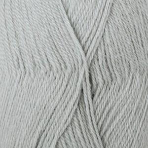 Drops Alpaca Garn Unicolor 7120 Lys Grågrøn