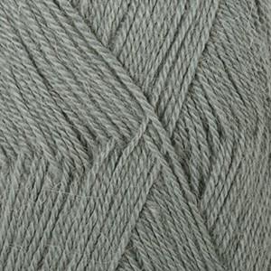 Drops alpaca garn unicolor 7139 grågrøn fra Garnstudio - drops fra rito.dk
