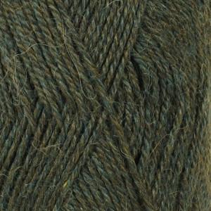 Garnstudio - drops Drops alpaca garn mix 7815 grøn/turkis på rito.dk