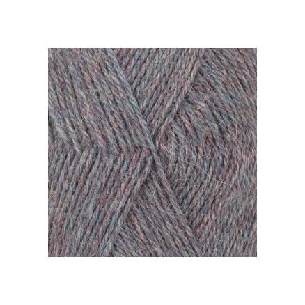 Drops Alpaca Garn Mix 8120 Jeansblå thumbnail