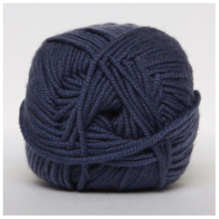 Hjertegarn Extrafine Merino 120 Garn 2163 Jeansblå