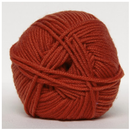 Hjertegarn Extrafine Merino 120 Garn 9110 Orange