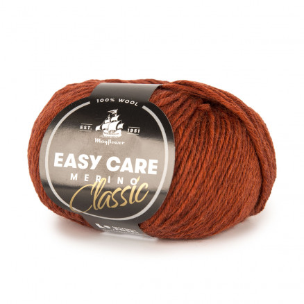 Image of   Mayflower Easy Care Classic Garn 248 Red Ochre